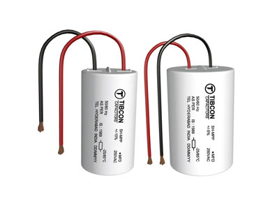 Lighting Capacitors, ballast capacitor, fluorescent light capacitor